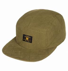 Quilts - 5-Panel Camper Hat ADYHA03140 | DC Shoes