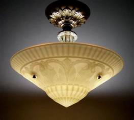 Kitchen Semi Flush Lighting