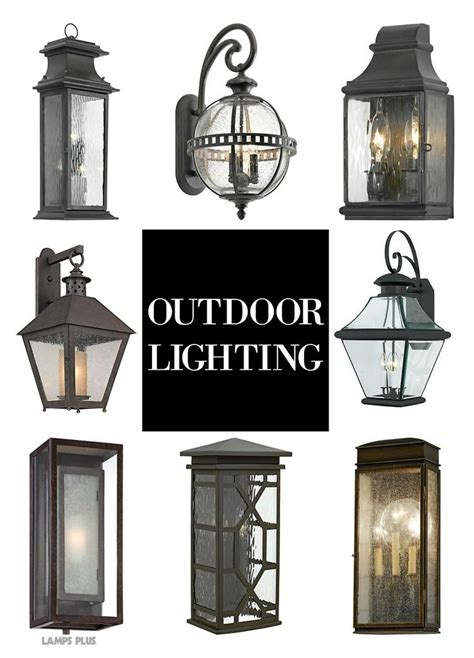 25 best ideas about craftsman outdoor lighting on