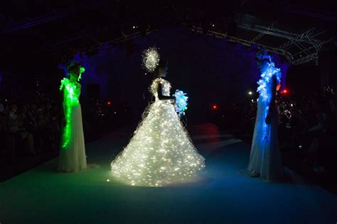 Light Up by Friday Finds Light Up Dresses And Cake Cups Wedding