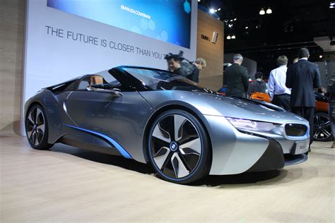 Bmw I8 Roadster Photo by Bmw I8 Roadster Photos Reviews News Specs Buy Car