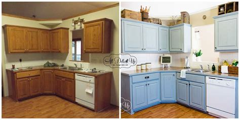 How To Refinish Kitchen Cabinets With Paint