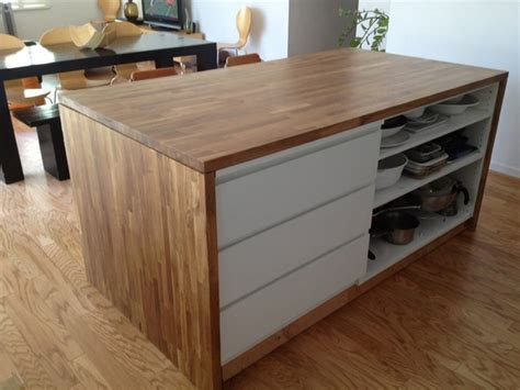 ikea custom kitchen island 10 ikea kitchen island ideas 4427