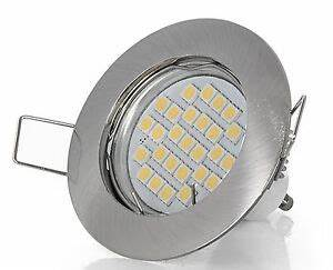 Led Spots Außen : 230v einbaustrahler led einbauleuchten set gu10 5watt innen aussen lampe spot ebay ~ A.2002-acura-tl-radio.info Haus und Dekorationen