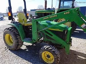 2004 John Deere 4410 Tractors - Compact  1-40hp