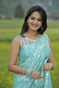 Picture 390011 | Damarukam Anushka Shetty Hot Saree Latest ...