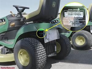 Tractordata Com John Deere E130 Tractor Information