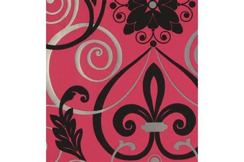papier peint baroque noir trendyyy com