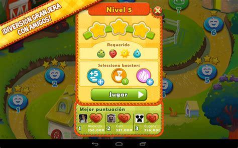 Descargar Farm Heroes Saga Modificado V2.23.4 .apk