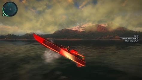 Fast Boat In Just Cause 3 by A Extremly Fast Motorboat Just Cause 2 Mods