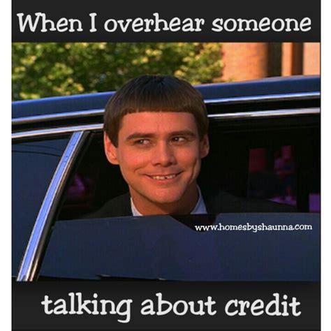 Credit Card Memes - credit funny bolt credit meme dumb dumber memes pinterest funny and meme