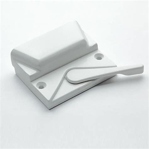 crestline vetter peachtree series  casement window sash lock white pwdservice