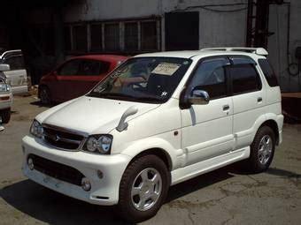 Daihatsu Terios Wallpapers by 2004 Daihatsu Terios Wallpapers 1 3l Gasoline