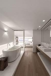 Faience Blanche Salle De Bain : relooker une salle de bain 42 id es en photos ~ Dailycaller-alerts.com Idées de Décoration