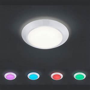 Stehlampe Dimmbar Mit Fernbedienung : led deckenlampe dimmbar mit fernbedienung ~ Yasmunasinghe.com Haus und Dekorationen