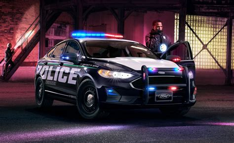 nypd orders  hybrid police cars  save city