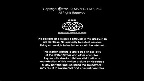 displaying gallery for mpaa logo end credits logot logos