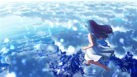 Anime Water Wallpaper - water anime www pixshark images galleries