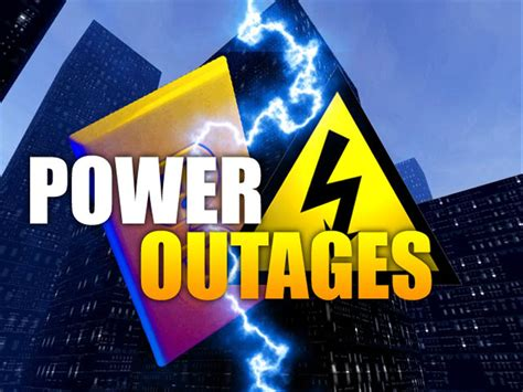 winter storm  power outages foxcom