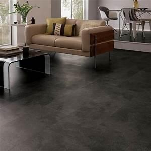 Wohnzimmer Mit Brauner Couch : vinyl laminat f r eine sch ne wohnung ~ Markanthonyermac.com Haus und Dekorationen