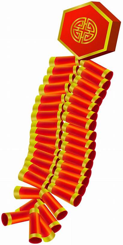 Chinese Firecrackers Clip Clipart Clipartpng Transparent Paper