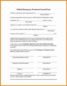 14 free printable child medical consent form letter With naming a guardian for your child template