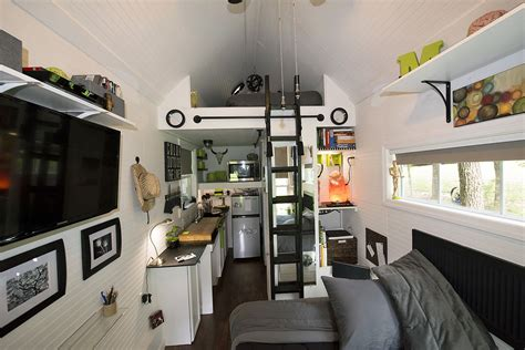 micro homes interior mendy s tiny home tennessee tiny homes