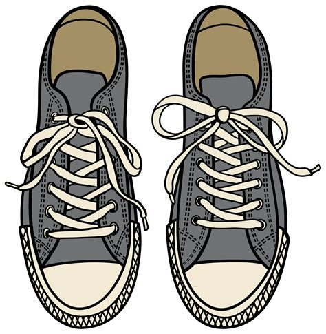 Clipart Shoes Rubber Shoes Clipart Clipground