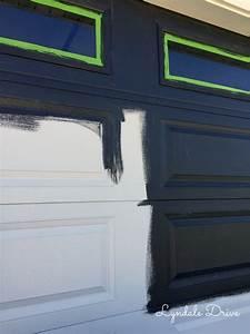 Painting Garage Door - Garage Designs