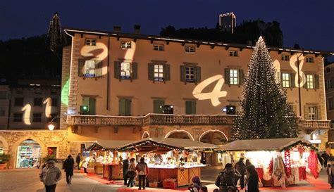 Mercatino di Natale di Arco Trentino Provincia di Trento