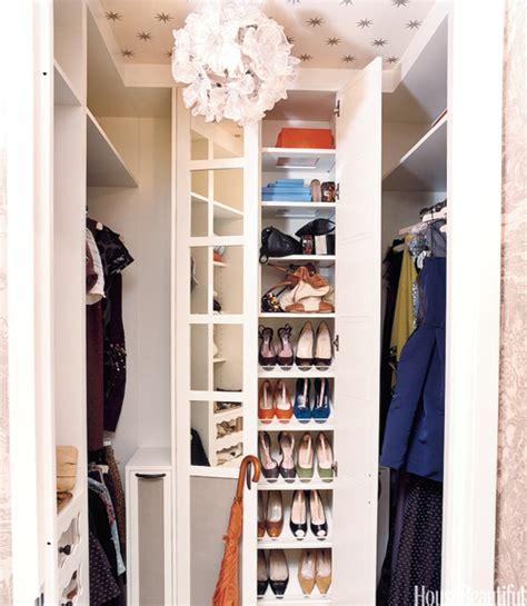 Walk In Closet Wallpaper by Wallpaper For Closets Transitional Closet House Beautiful