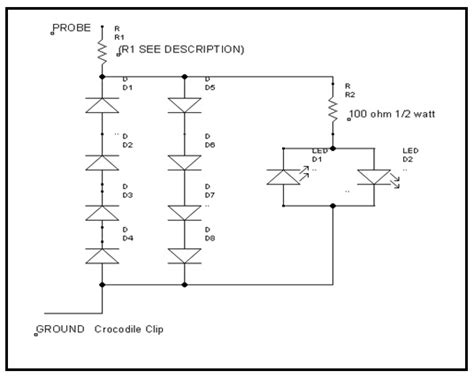 Build Your Own Capacitor Discharge Probe