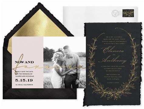 Popular Wedding Invitation Trends for 2019 STATIONERS