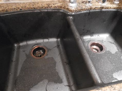 how to clean black granite sink how to clean a granite composite sink at margareta 39 s haus