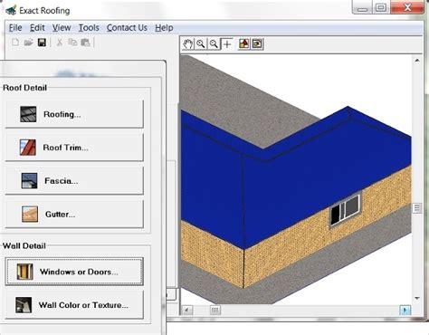 Free Home Design Software Roof by 6 Best Roof Design Software Free For Windows