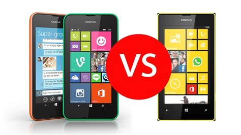 which phone is better nokia lumia 530 vs 520 comparison review why the new