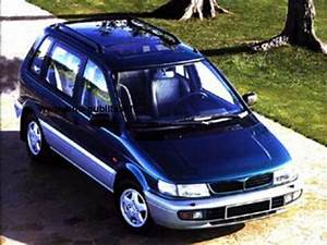 1999-2003 Mitsubishi Space Star Workshop Service Manual