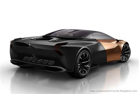the latest peugeot car automobile trendz peugeot onyx concept car