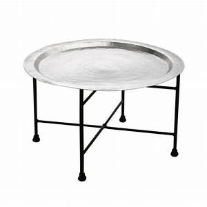 Table Basse Ronde Maison Du Monde : table basse aladin maisons du monde ~ Teatrodelosmanantiales.com Idées de Décoration