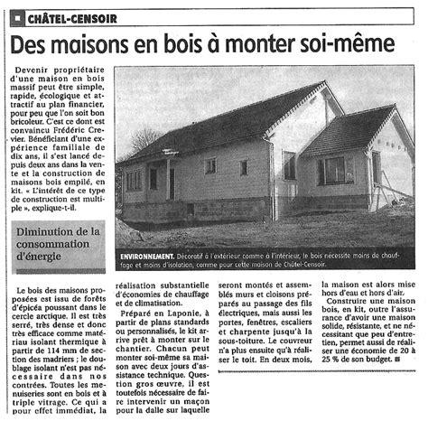 maison bois a monter soi meme kasa rv morne lu0027eau chazeau t4 rev3106m bardage bois