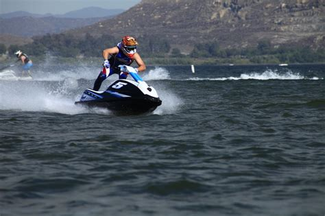 Racing Stand Up Jet-skis