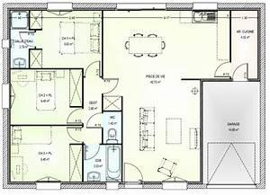plan maison tropicale gratuit latest maisons jumeles with With plan de masse maison gratuit
