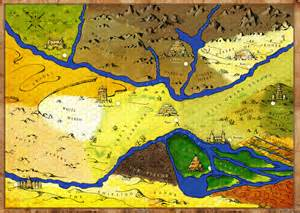 Ancient Mesopotamia Map