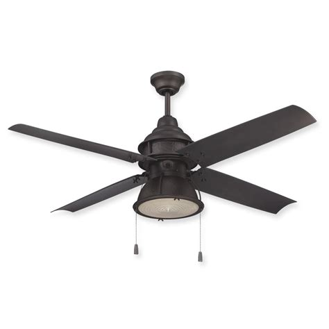 porch ceiling fans with lights port arbor ceiling fan by craftmade par52esp4 52 in
