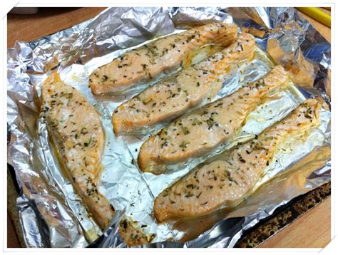 oven baked salmon the baking biatch by cynthia lim oven baked salmon