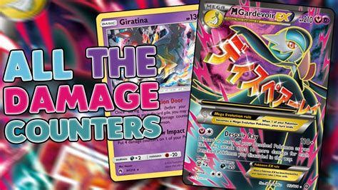 So Many Damage Counters! Mega Gardevoir Ex / Giratina