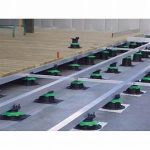 Plot Reglable Terrasse : plot reglable terrasse bois 140 230 mm ~ Edinachiropracticcenter.com Idées de Décoration