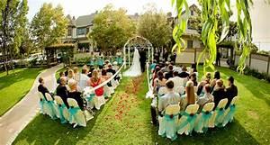 Santa Barbara Wedding Venue: Santa Ynez Inn, Victorian