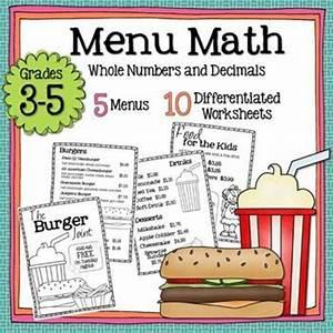 Math, Restaurant and Problem solving on Pinterest