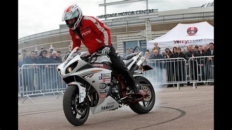 Stunt Show 2014 (motorcycle Stunt Riding) Full System